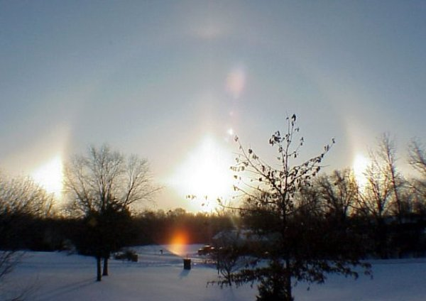 December Sundog from wikipedia commons